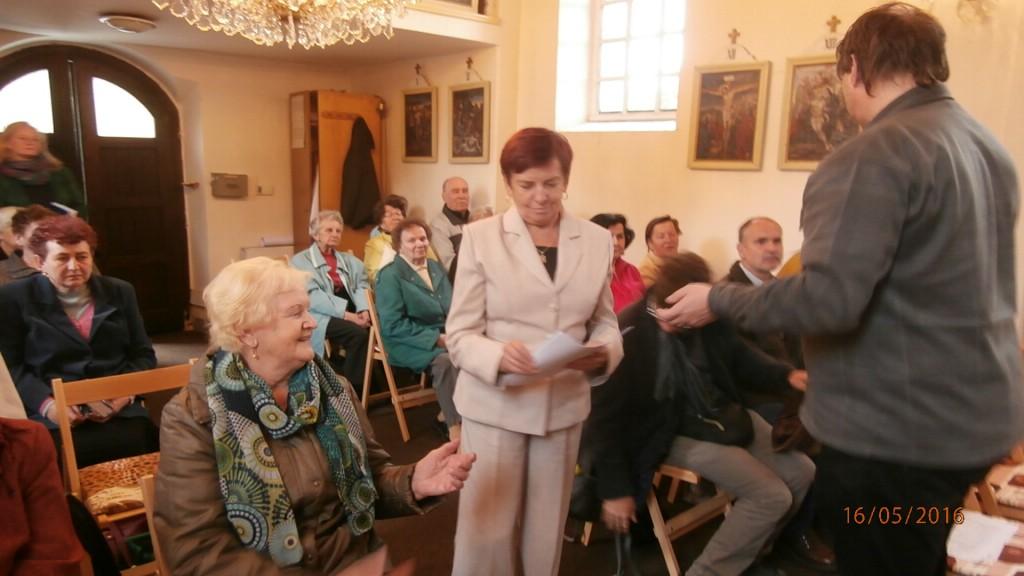 Ekumenická svatodušní bohoslužba v Orlové, 17.5.2016