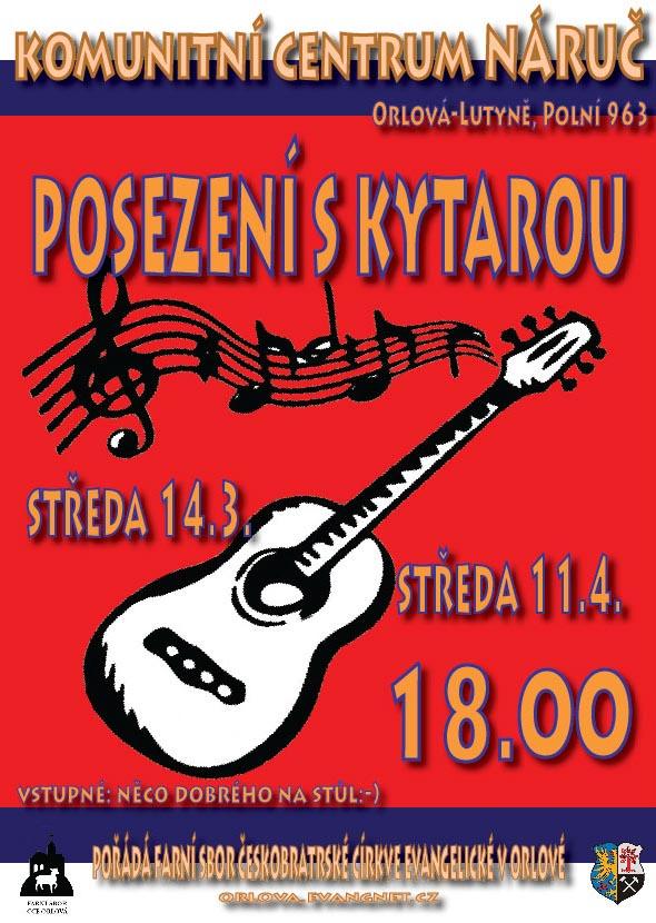 170201 - posezeni s kytarou